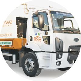 Coleta e Transportes de Residuos Goias